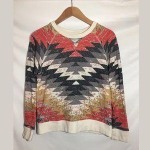 Mother Sweatshirt Long Sleeve Crew Neck Print